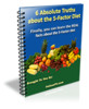 Thumbnail 6 Absolute Truths about the 5-Factor Diet - with PLR