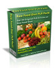 30 Private Label Articles on Raw Food Diet - with PLR