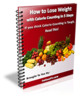 Thumbnail How to Lose Weight with Calorie Counting in 5 Steps-with PLR
