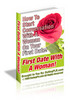 First Date with a Woman - with PLR