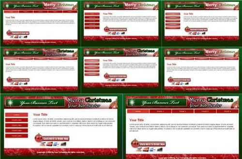 Product picture 10 Christmas Articles and Minisite Graphics - with PLR