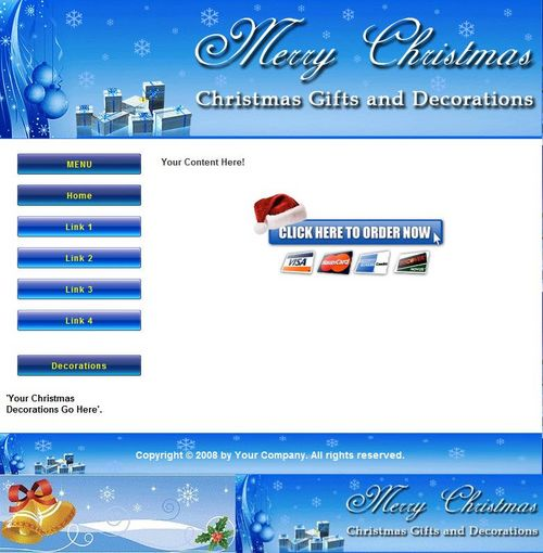 Product picture 12 Christmas Articles and Minisite Graphics - with PLR