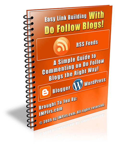 Product picture Easy Link Building with Do Follow Blogs - with PLR