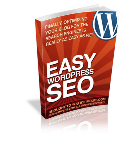 Product picture Easy WordPress SEO - with PLR